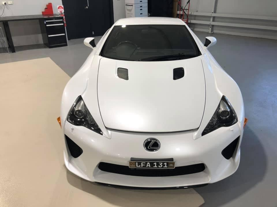 Lexus F Club Australia Winter Rally 2020